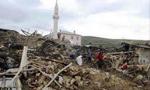 زلزله شدید در ترکیه هزاران نفر را کشت(1350ش)