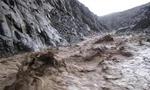 سیل و طوفان در کردستان خسارات زیادی وارد کرد از جمله پنج پل بزرگ را منهدم نمود(1350ش)