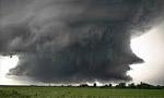 طوفان هولناکي هزاران درخت خرما و ليمو را در ميناب ريشهکن کرد.(1333 ش)