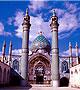 برنامه در آستان خوبان-آستان مقدس امامزاده محمد بن هلال بن علی (ع)-آران و بیدگل