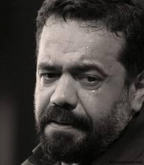 حاج محمود کریمی - شب ۲۷ محرم ۹۲ - وقت جدایی رسید باد مخالف وزید ( زمینه )