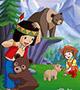 دانلود کارتون بچه های کوه تاراک (جکی و جیل) - قسمت چهارم: مادر نیرومند خرس ها