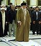 نماز جماعت صبح به امامت حجت الاسلام انصاریان مشهد مقدس