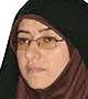 شعرخوانی در محضر رهبر معظم انقلاب 1394/04/10 - سرکار خانم پروانه نجاتی از شیراز
