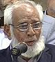 شعرخوانی در محضر رهبر معظم انقلاب 1394/04/10 - جناب آقای سید محمد اکرام از پاکستان