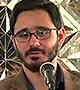 مسعود یوسف پور - شعرخوانی در حرم مطهر رضوی در حضور رهبر معظم انقلاب (صوتی - 1395/04/25)