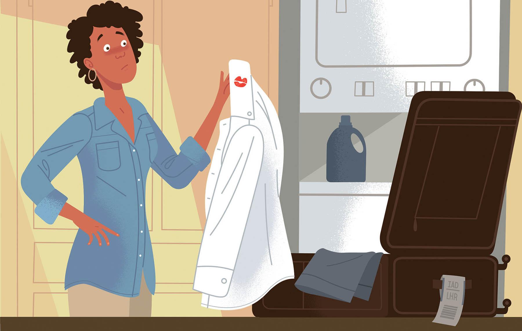 چگونگی تشخیص خیانت همسر