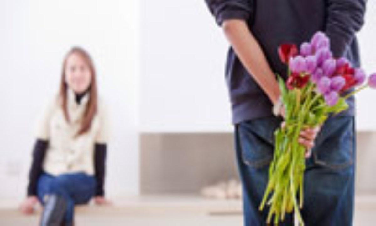 رفتارهای مردان که حکایت از عاشقی دارد