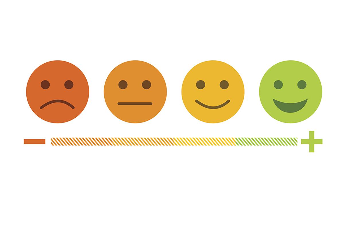 با چه نگرشی به دنیا نگاه می کنید؟ مثبت یا منفی