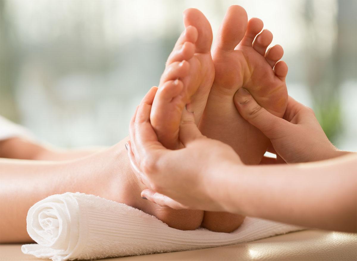 فواید ماساژ پا برای سلامتی (بخش اول)