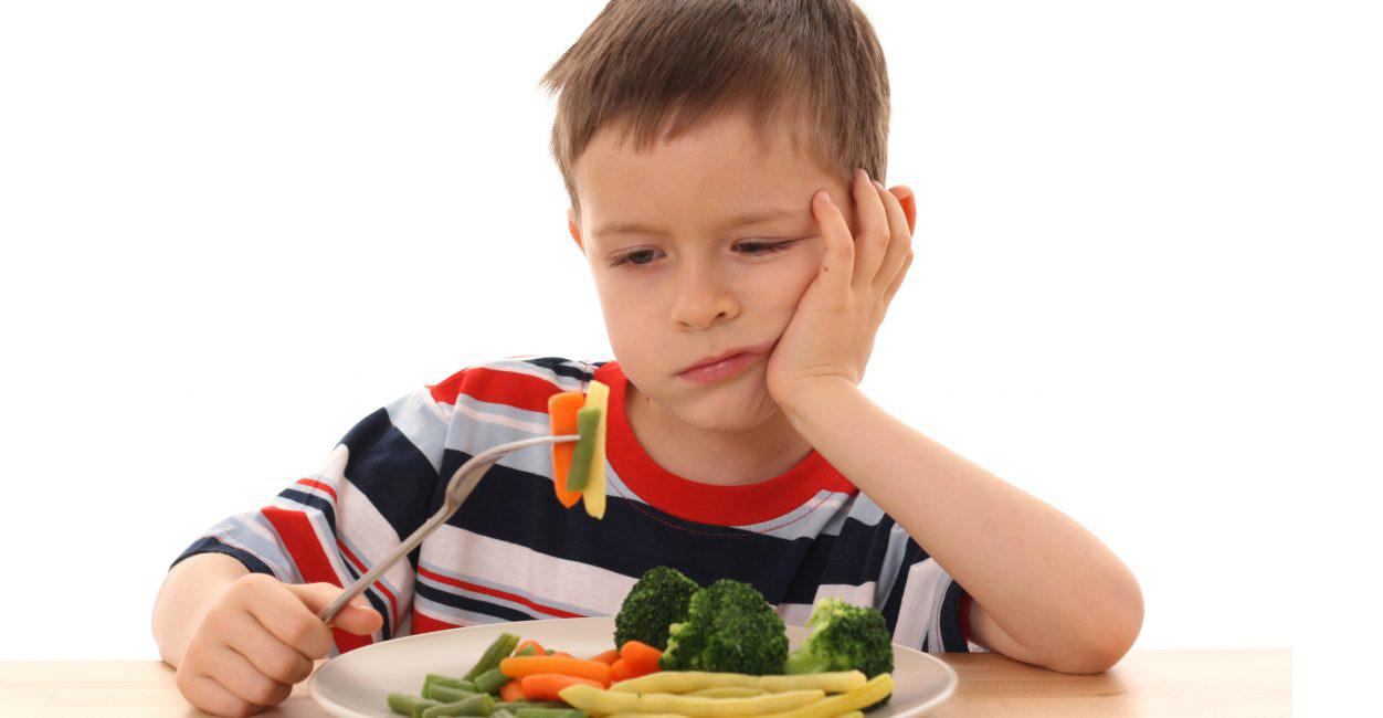 نحوه برخورد با کودکان بد غذا