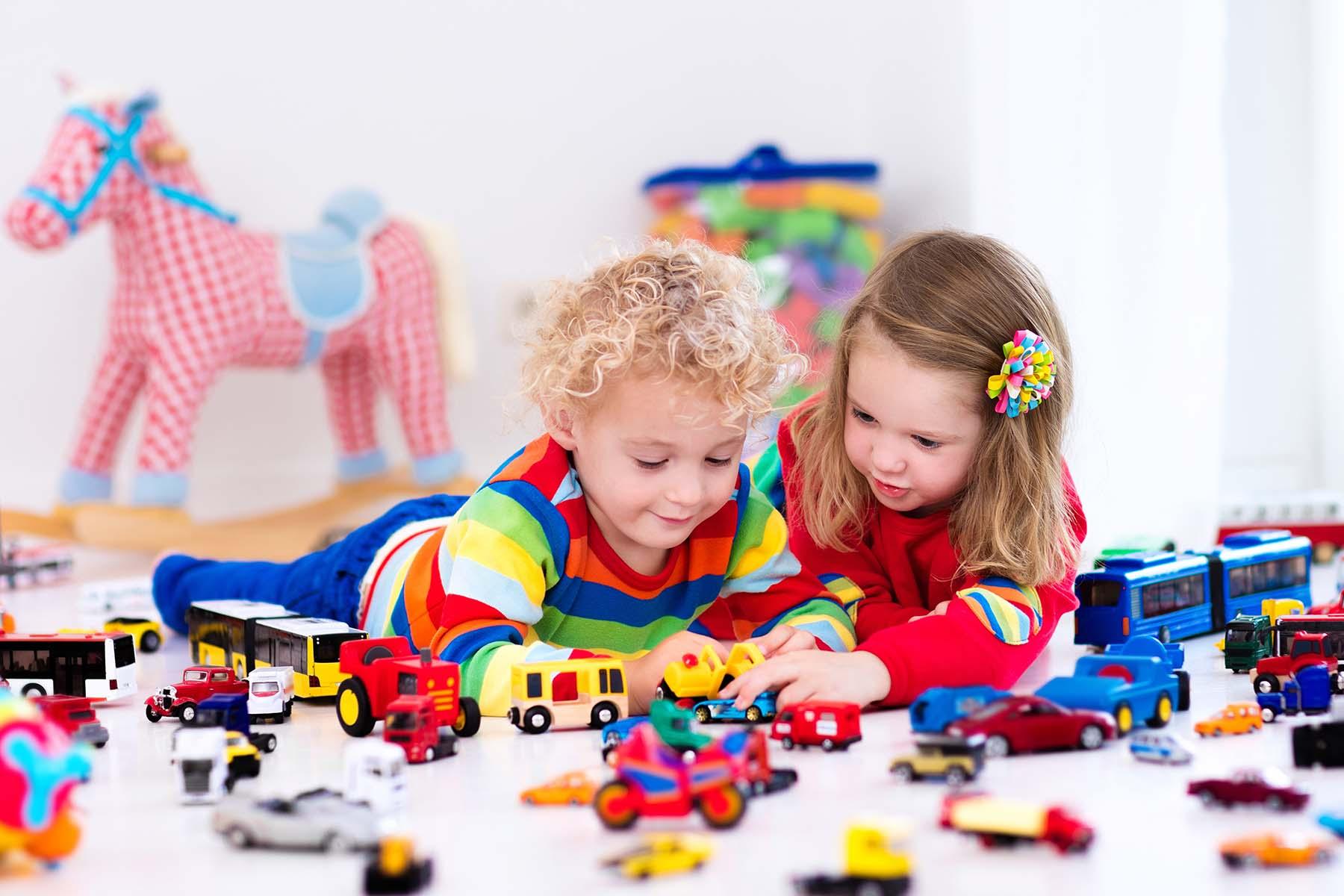 فواید اسباب بازی بر زندگی کودکان