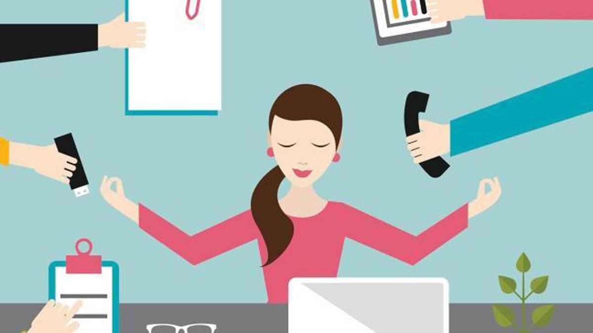 مدیریت فعالانه استرس (بخش اول)