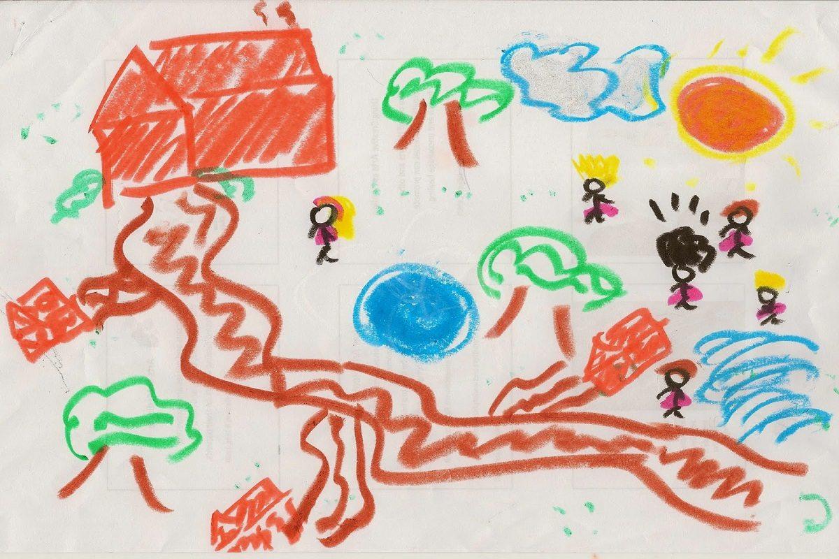 مراحل نقاشی کودکان