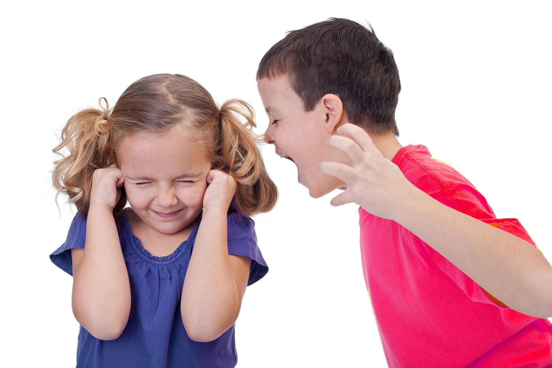 پرخاشگری در کودکان نشانه چیست ؟