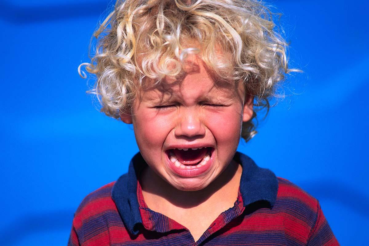 عادت ناله کردن کودکان و مقابله با آن (بخش دوم)