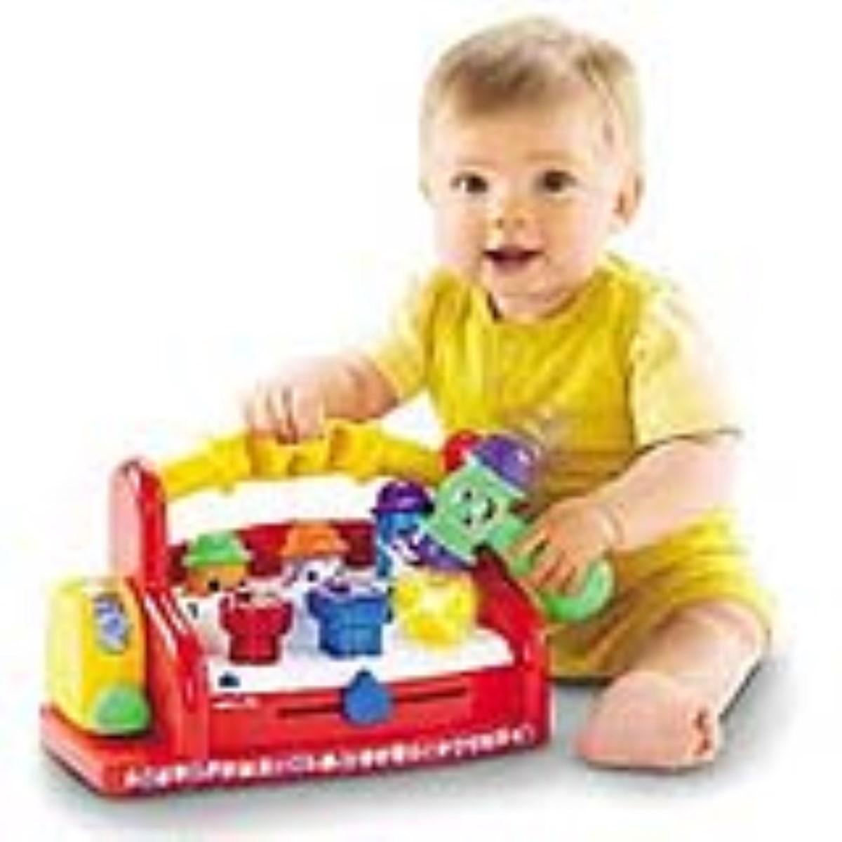 اسباب بازی مناسب سنین یک تا سه سال