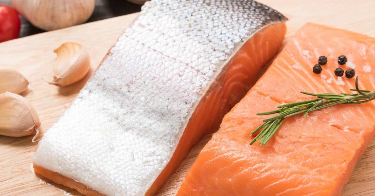 آیا پوست ماهی را می توانیم بخوریم؟
