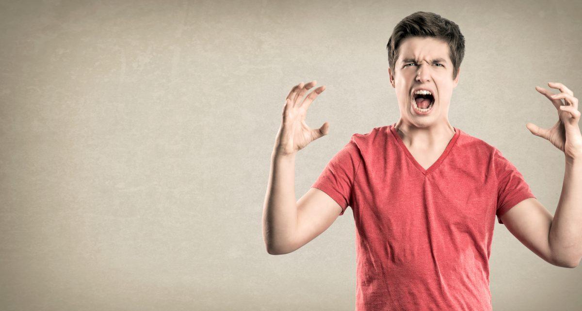 کنترل خشم در نوجوانی (بخش اول)