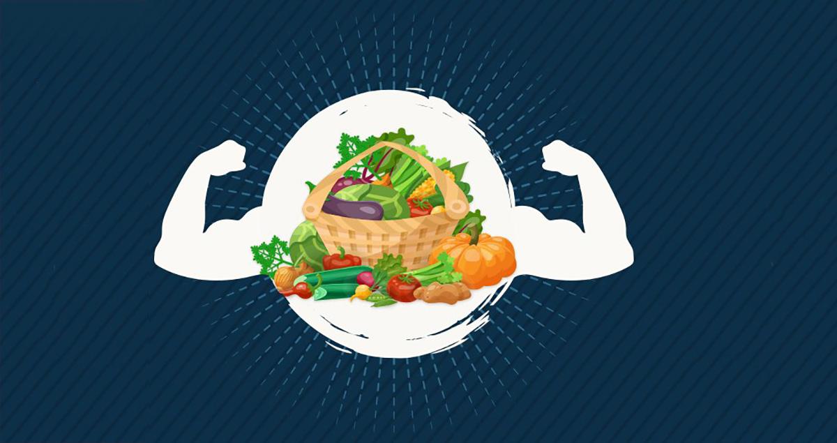 برنامه غذایی برای افزایش حجم (بخش اول)