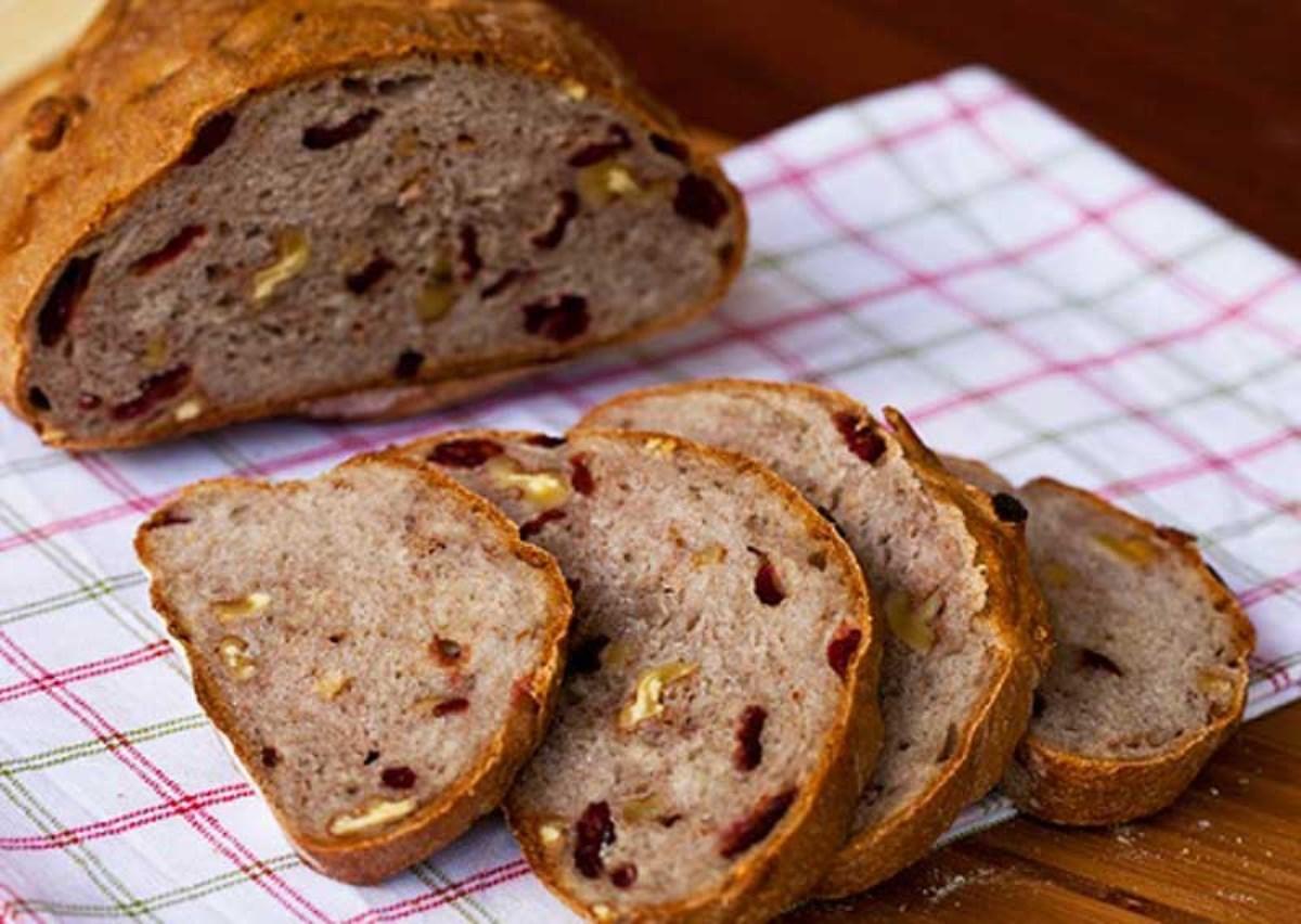 طرز تهیه انواع نان های خانگی (بخش دوم)