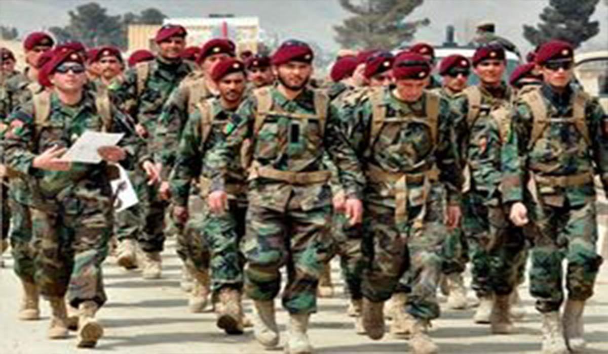 نبرد ارتش افغانستان با طالبان در هرات