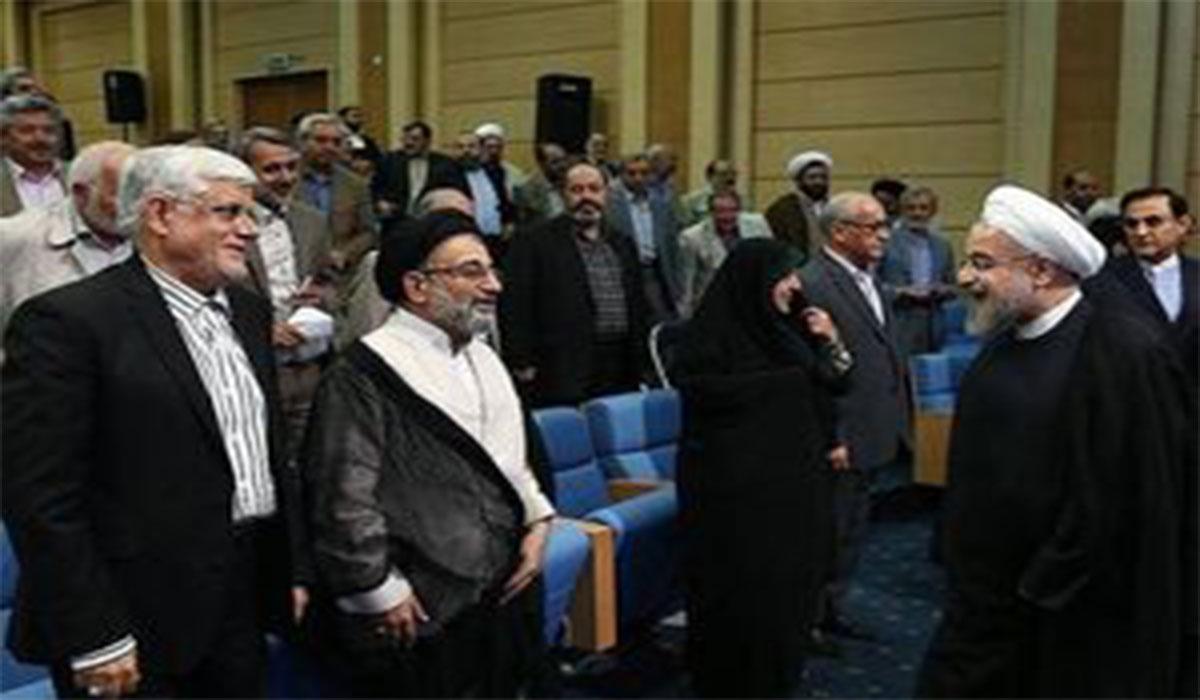 اصلاح طلبان شرکای دولت