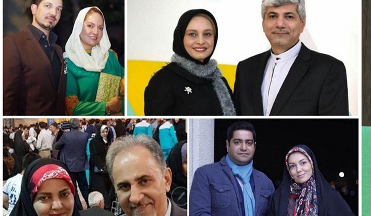 کدام هنرمندان ایرانی با سیاسیون ازدواج کردند؟!