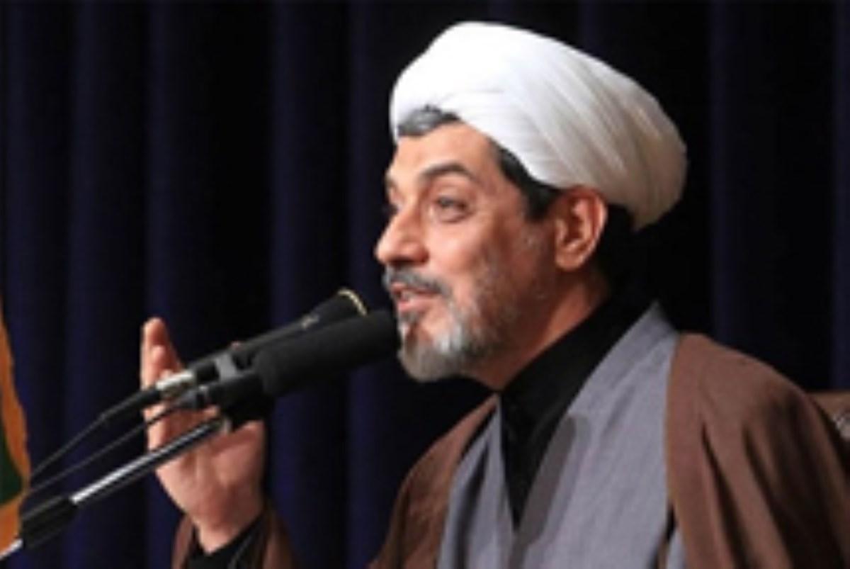 استاد رفیعی - عاشورا - مقام حضرت عباس
