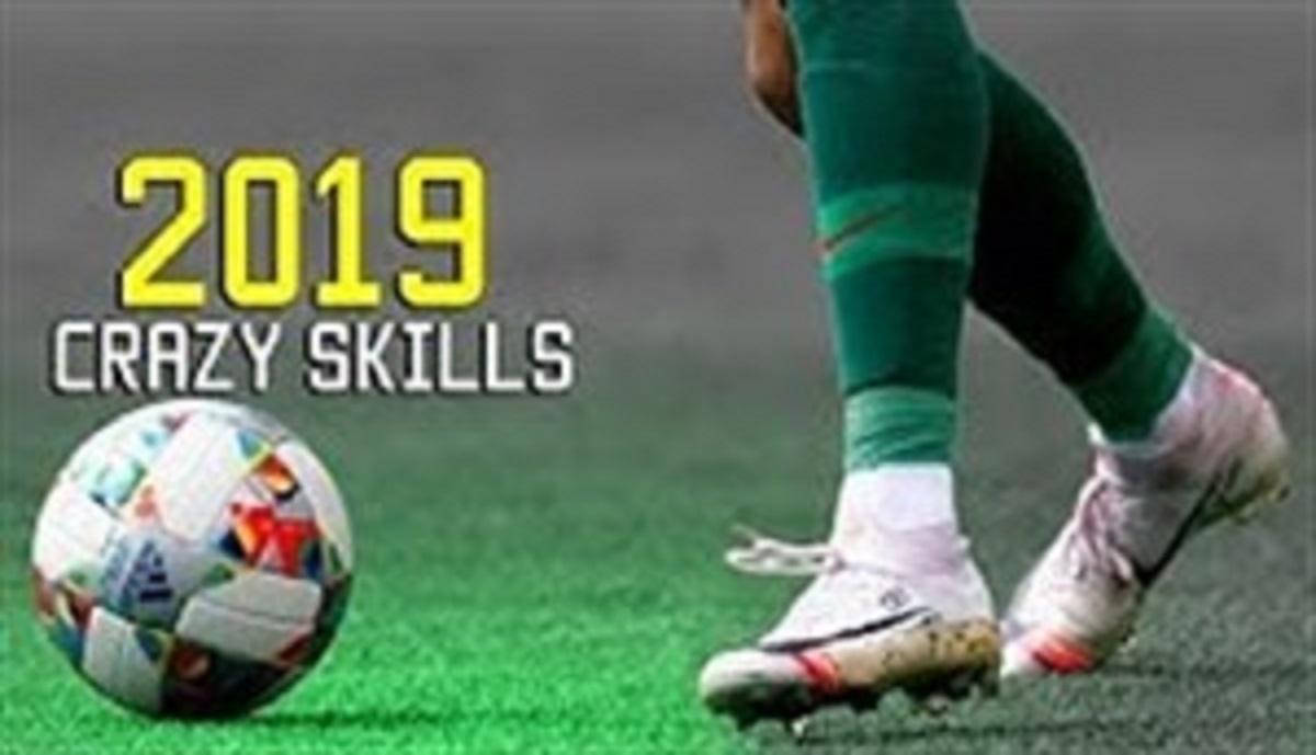 برترین تکنیک های فوتبالی در سال 2019