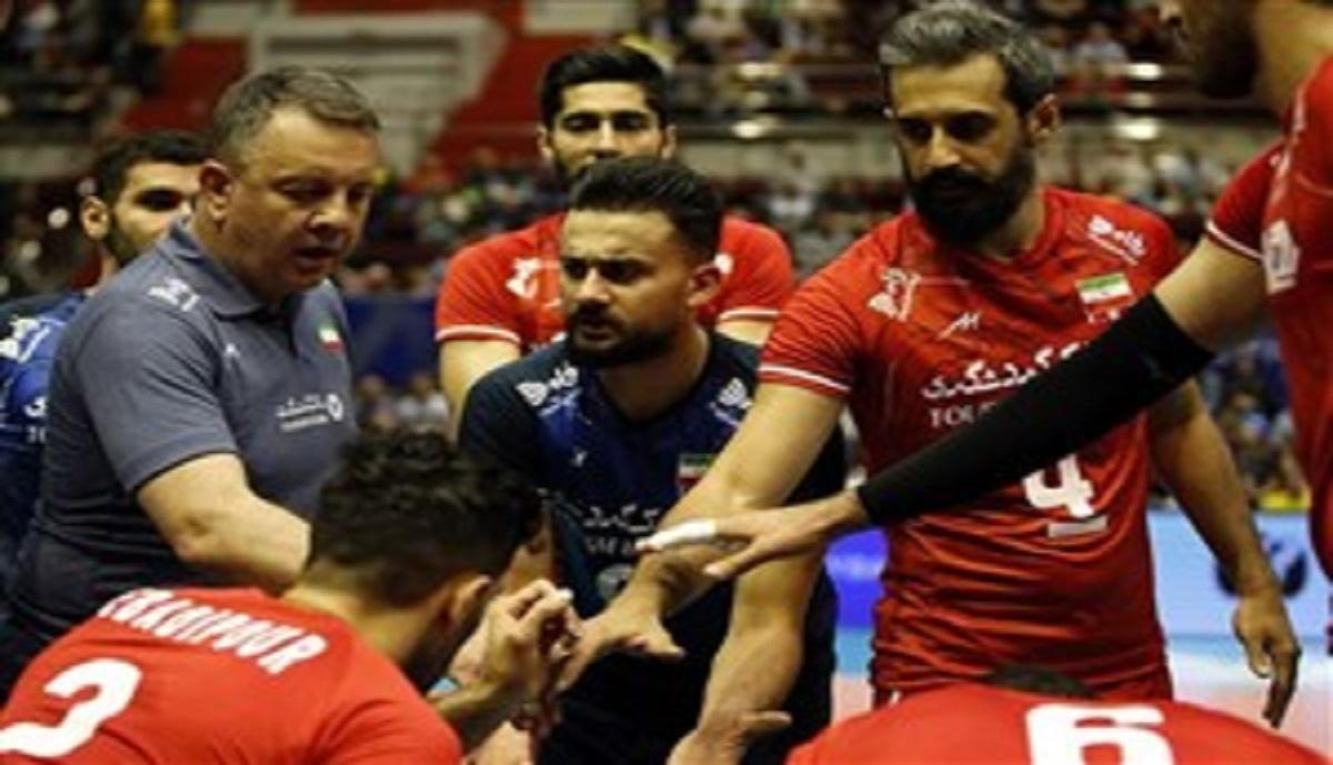 خلاصه والیبال ایران 3 - کوبا 2
