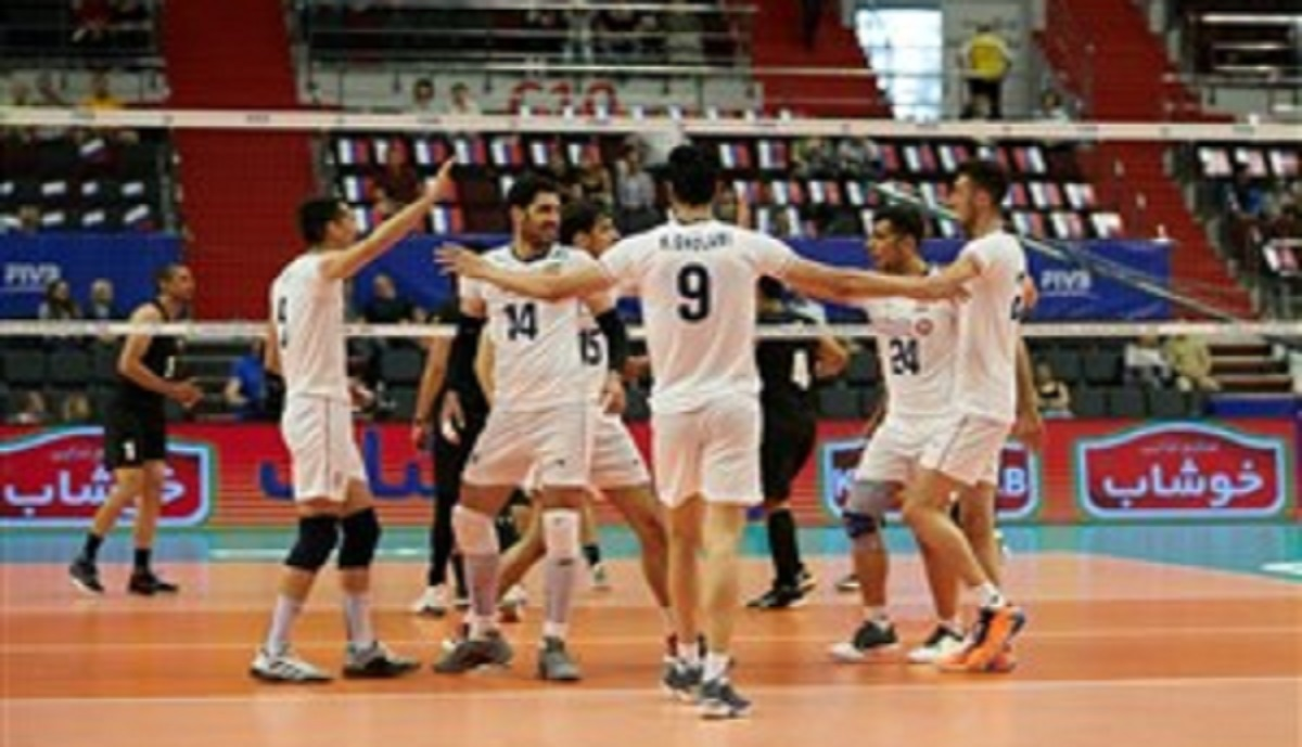 خلاصه والیبال ایران 3 - مکزیک 0 (انتخابی المپیک)