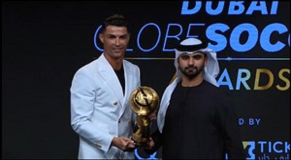 کریستیانو رونالدو بهترین بازیکن سال 2019