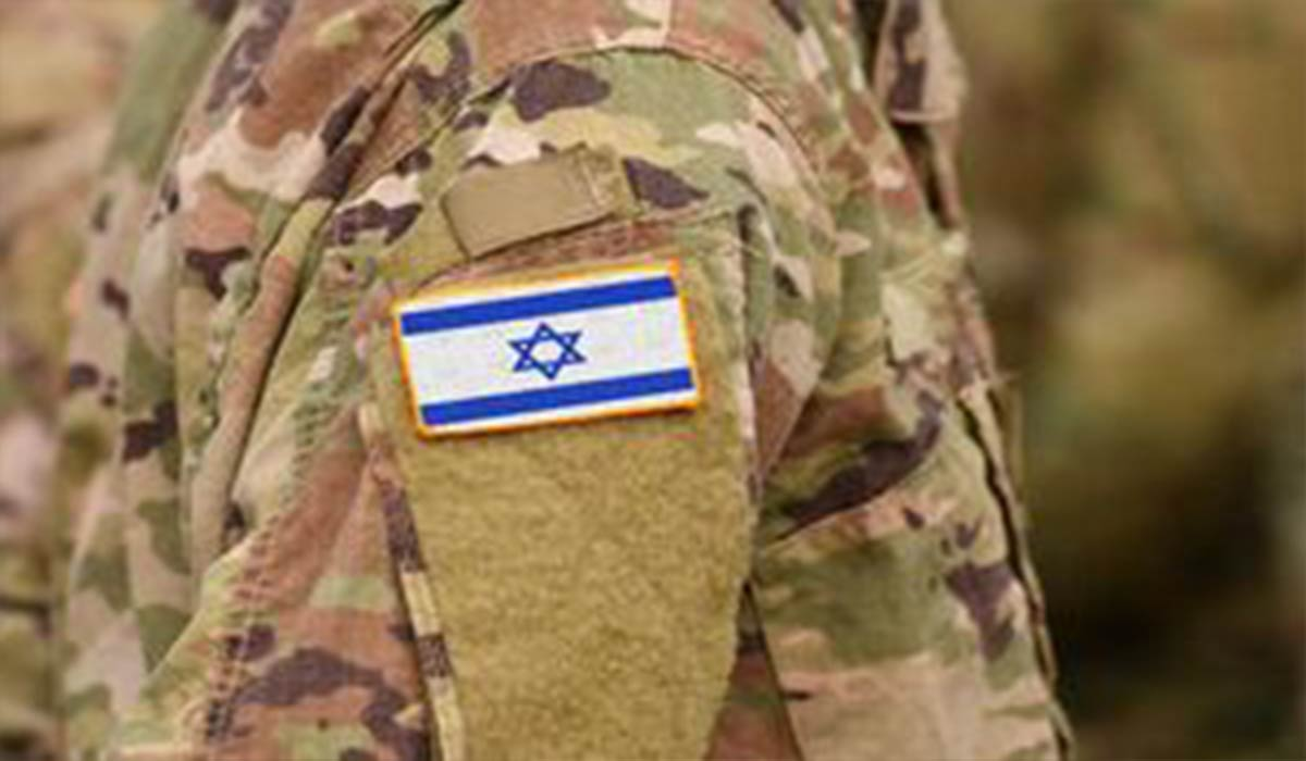 نظامی صهیونیست بازداشت شده توسط حماس!