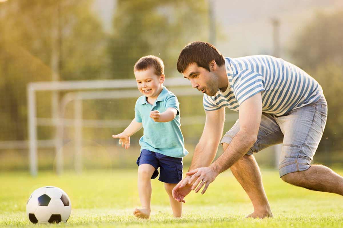 تاثیر بازی در تربیت فرزندان