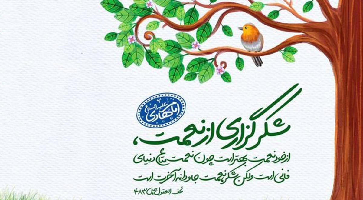 حکمت   شکرگزاری از نعمت / استاد حسینی قمی