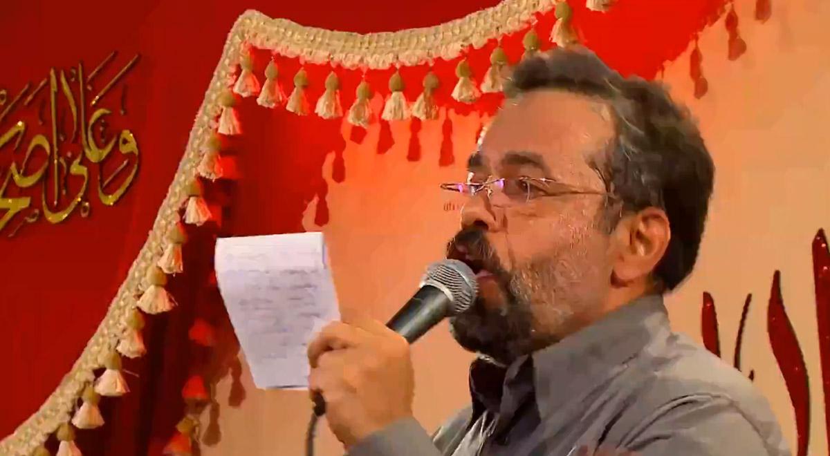 ولادت حضرت علی اکبر (ع)/ محمود کریمی: ای اولین مدافع حرم