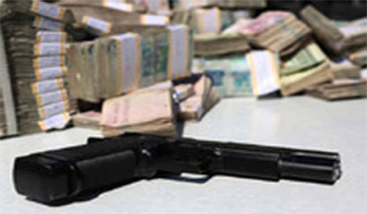 سرقت مسلحانه طلافروشی در کرمان