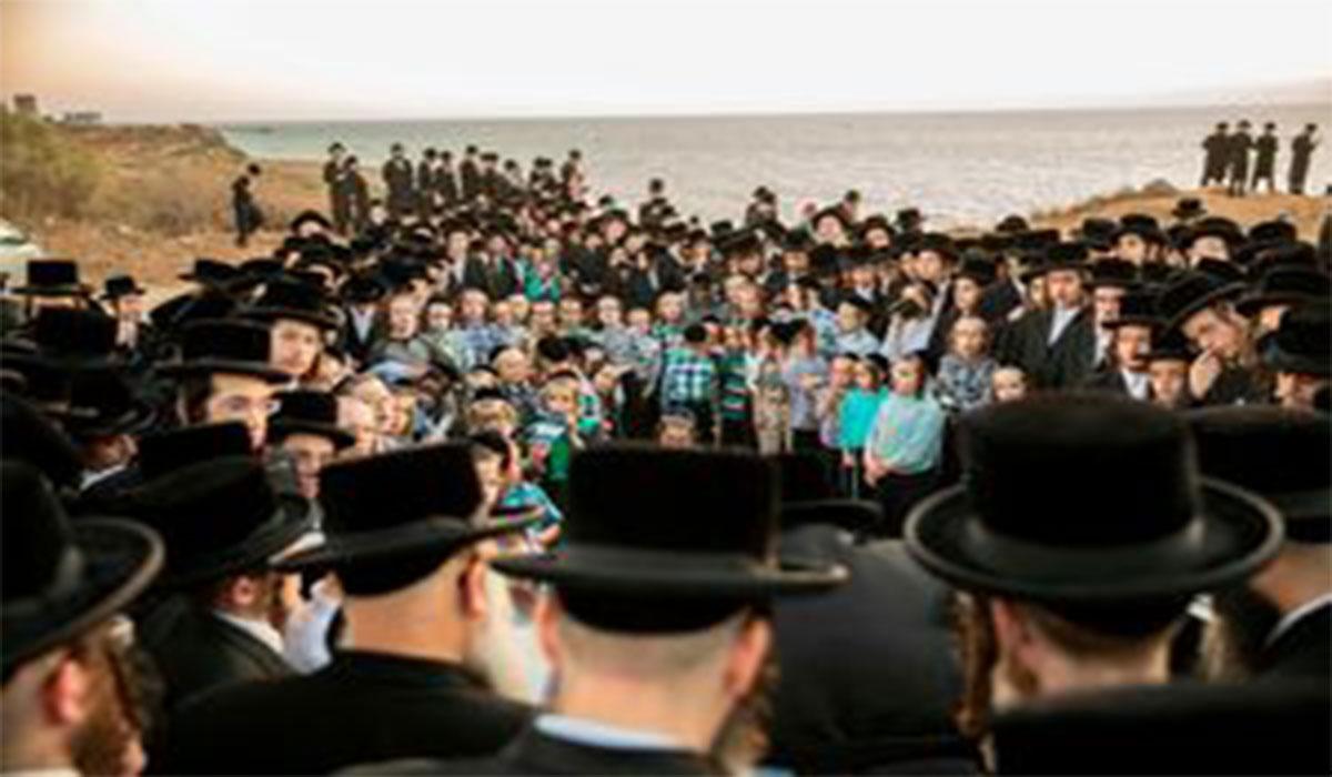 رقصیدن اسرائیلی های مست در قدس اشغالی!