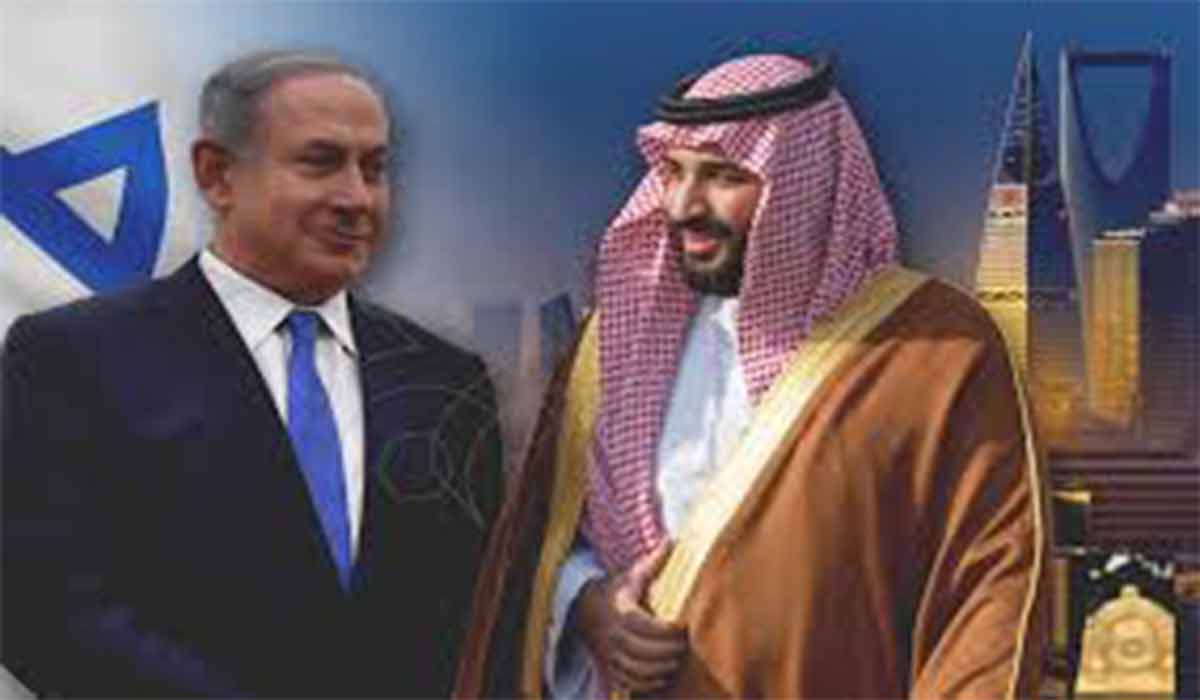 عاقبت تکیه عربستان به اسرائیل