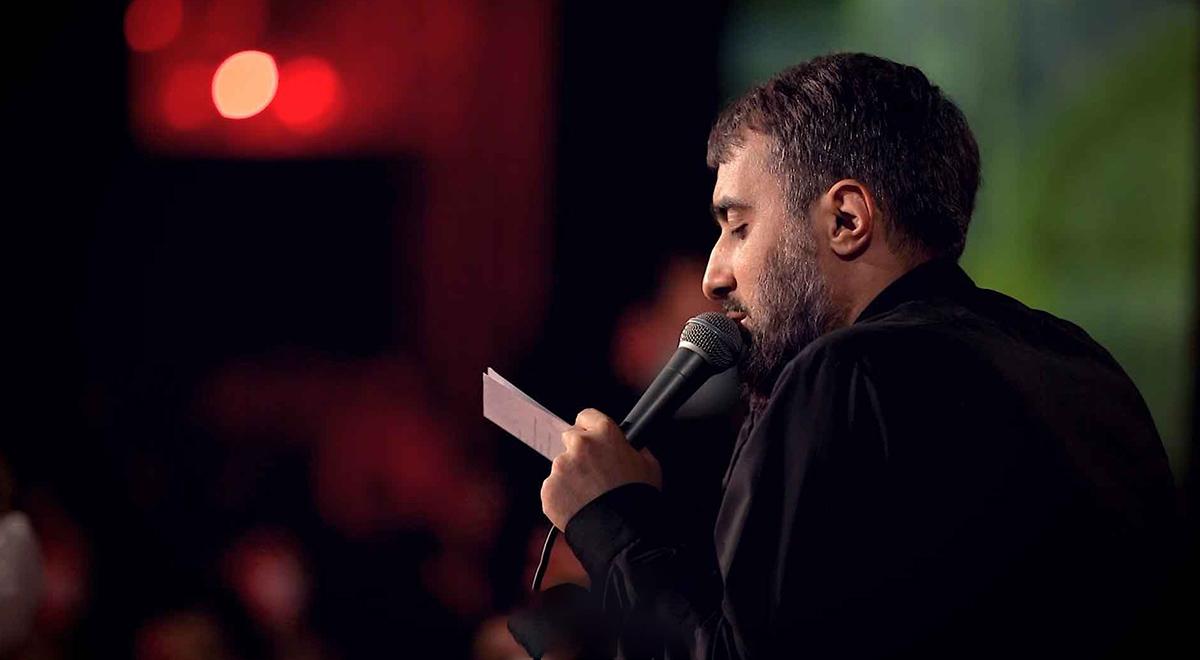 نماهنگ | دور از تو با این که ضرر کردم / محمد حسین پویانفر