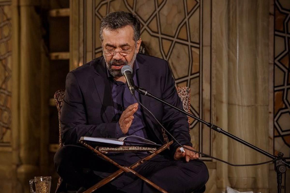 قرائت دعای ابوحمزه ثمالی/ رمضان 1399: محمود کریمی