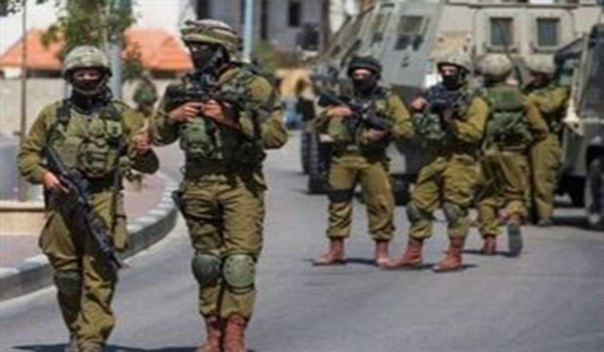 دانشجوی فلسطینی در چنگال نظامیان صهیونیست!