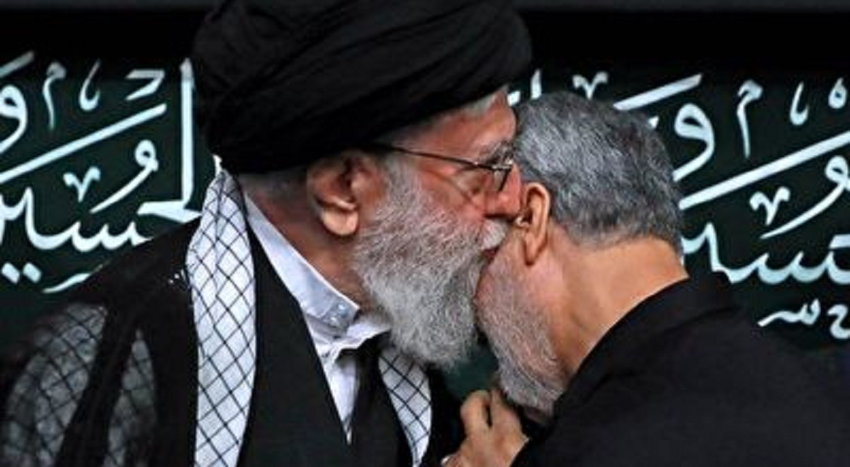 انتشار تصاویر دیدارهای سردار سلیمانی با رهبر معظم انقلاب