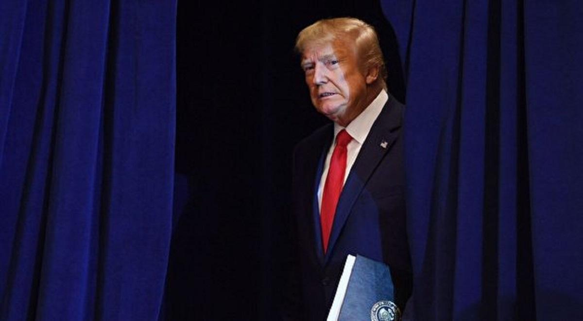 حمایت رئیس جمهور آمریکا از آشوبگران ایران