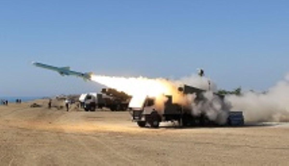 موشکی کاملا ایرانی که روی جنگنده فانتوم نصب میشود