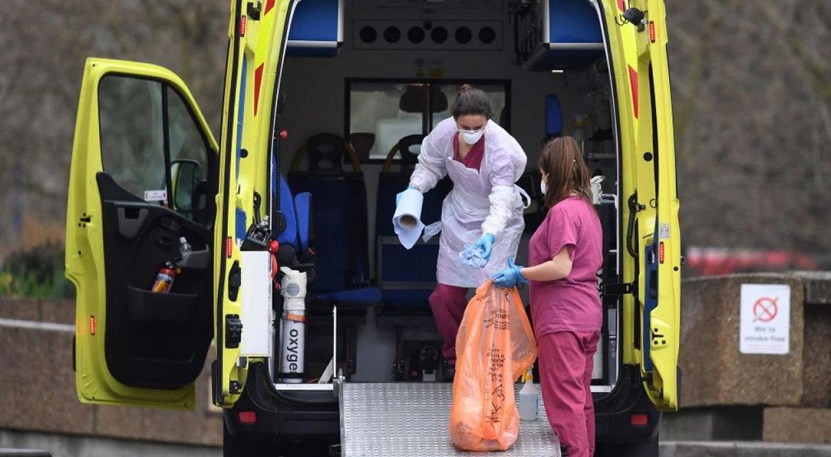کرونا در انگلیس   مرگ 35 پزشک و کادر درمان