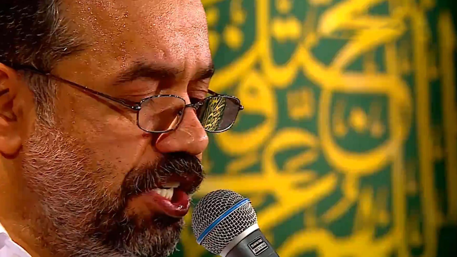 ولادت امام زمان (عج)/ محمود کریمی: تو می آیی و توی عالم صحراها گلشن میشه
