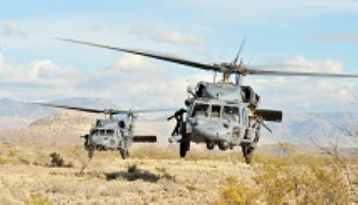 سقوط بالگرد ارتش آمریکا در افغانستان