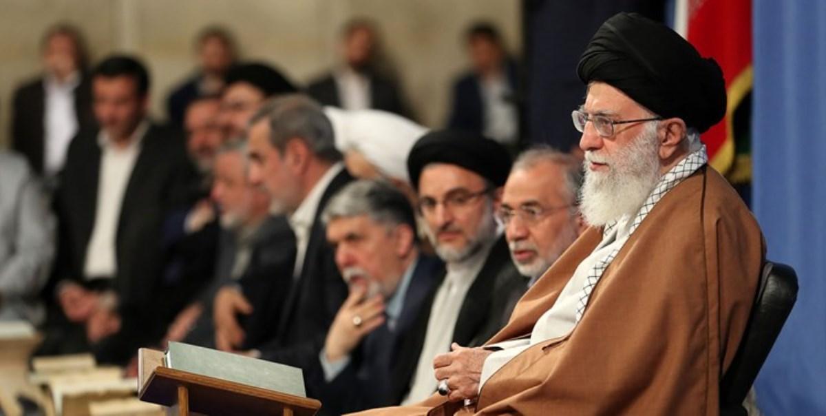 بیانات مهم رهبر انقلاب در دیدار شرکتکنندگان در مسابقات بینالمللی قرآن